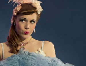 Melody D'Amour – Pinup und Burlesque