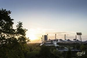 Olympiapark und BMW Welt 9
